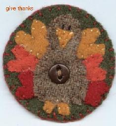 Turkey Pin